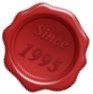 seal stamp since 1995